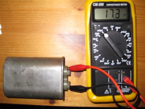 mfd capacitor tester microfarad capacitor tester 28 images 1 microfarad beweging how to test a capacitor 1uf