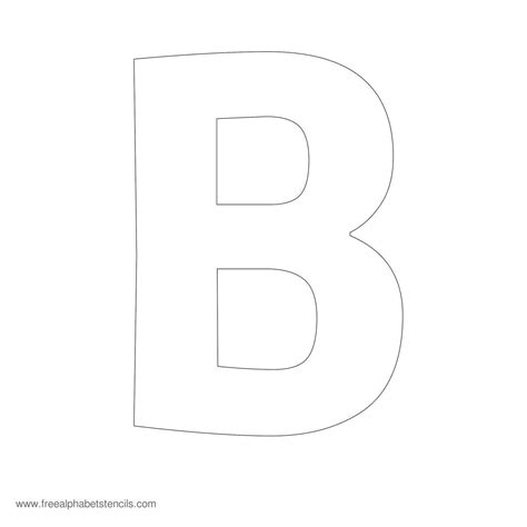 Large Alphabet Stencils Freealphabetstencils   Cover