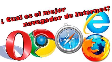web imágenes noticias videos 191 cual es el mejor navegador de internet navegadores web