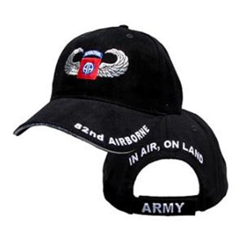 Topi Baseball Import Us Airborne Black army airborne caps flying tigers surplus