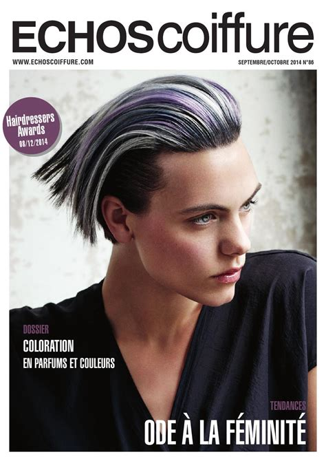 Haarstijl Femmy by Echos Coiffure Be Fr 86 By Eurobest Products Issuu
