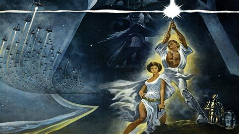 Photo 3 of 15 star wars a new hope posters etc
