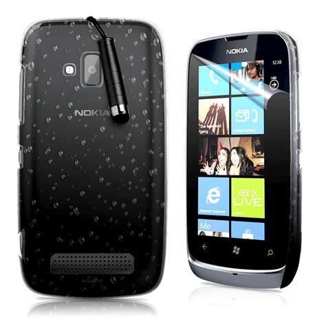Casing Hp Nokia Lumia 610 3d drop design cover for nokia lumia 610 stylus ebay