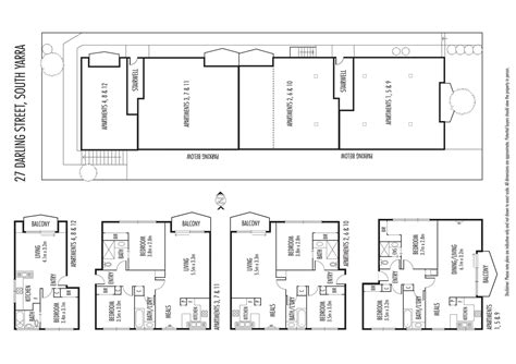 exclusive the block treat before and floorplans the block 2017