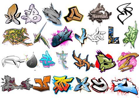 design huruf coc graffiti alphabet brush by adeptizm on deviantart
