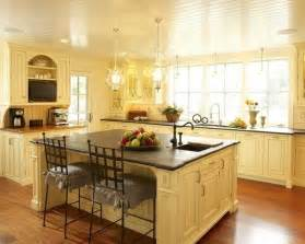 eat in kitchen island kitchen remodel pinterest