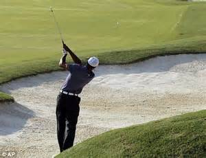 sean foley swing method tiger woods crashes out of the pga chionship daily