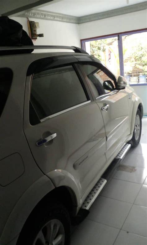 Plat Kopling Mobil Terios jual terios tx2013 putih plat l nego hub wa 085732274226 mobilbekas