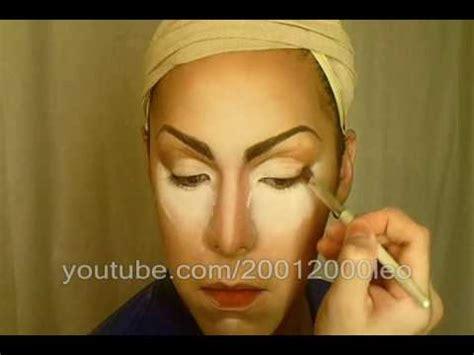 tutorial makeup queen drag queen makeup fast tutorial how to make do