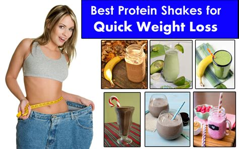 best weight loss shakes best protein shakes for weight loss
