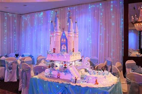 sweet 16 theme decorations disney quinceanera theme search my quinceanera