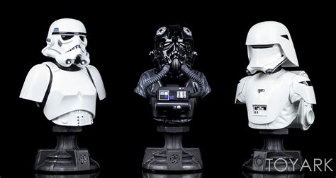 Gentle Wars Trooper Classic Bust gentle wars the awakens snowtrooper