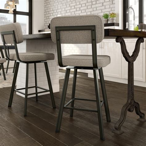 fabric counter stools canada brixton swivel stool home envy furnishings solid wood