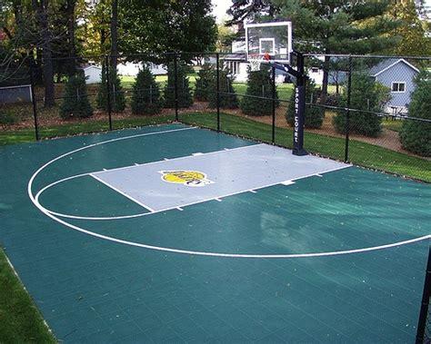 best backyard basketball court 15 best images about backyard basketball court on