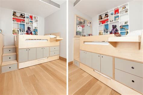 storage beds nyc clever raised storage bed stashes all your stuff away