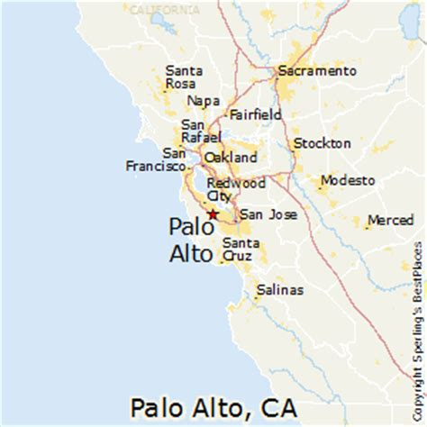 where is palo alto california on a map palo alto ca pictures posters news and on your