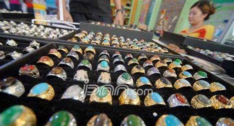 Batu Akik Limo Manis Jambi demam batu akik bikin penjualan emas laris manis daerah