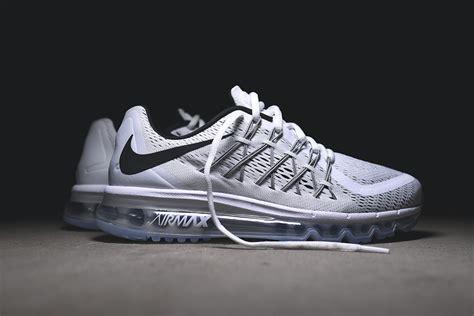 Nike Airmax 2015 Black nike air max 2015 white black hypebeast