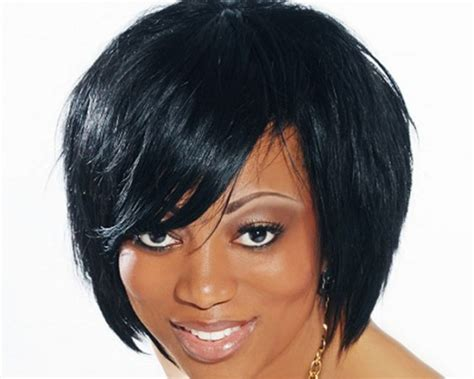 layered bob hairstyle black women hair short hairstyles for black women sexy natural haircuts