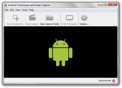 screen capture android android screenshots and screen capture