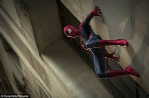 amazing spider man 2 swinging new plot of the amazing spider man 2 released before new