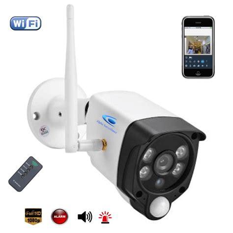 De Surveillance Exterieur Wifi 1839 by 233 Ra Alarme Surveillance Sans Fil Ext 233 Rieur