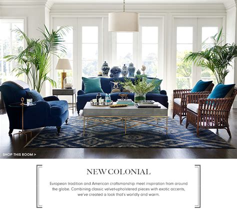 sonoma home decor new colonial furniture and home decor williams sonoma home williams sonoma