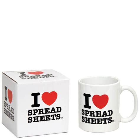 I Spreadsheets Mug i spreadsheets mug iwoot