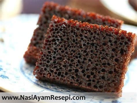 cara membuat brownies kukus pink marble resepi kek gula hangus kukus sukatan cawan mudah mat gebu