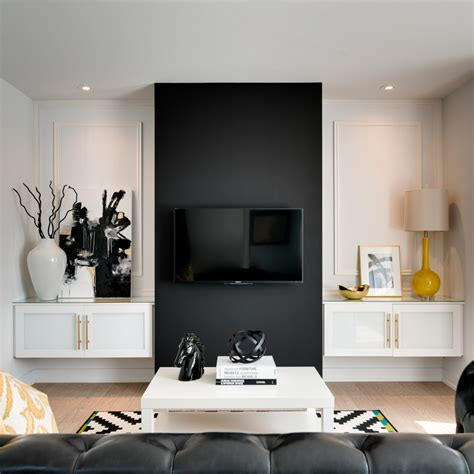 design a wall contemporary and creative tv wall design ideas