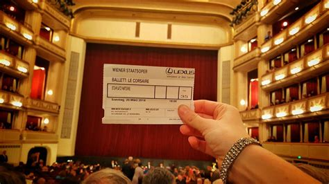 Room Tickets by How To See An Opera In Vienna For 3 Huffpost