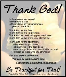 Thank god god power bible quotes menu bible verses god poems