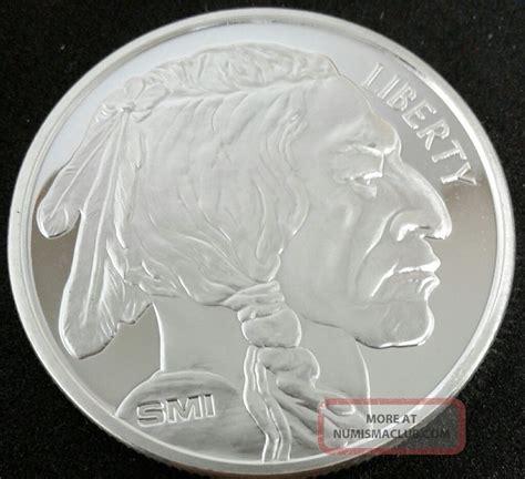 1 Troy Oz 999 Silver Indian Buffalo Bar - 1 ounce silver buffalo indian bu 999 silver bullion