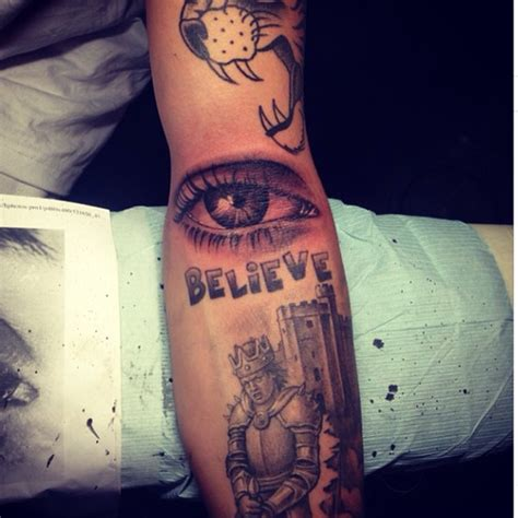 justin bieber lyrics tattoo what is justin bieber s new tattoo who is artist bang