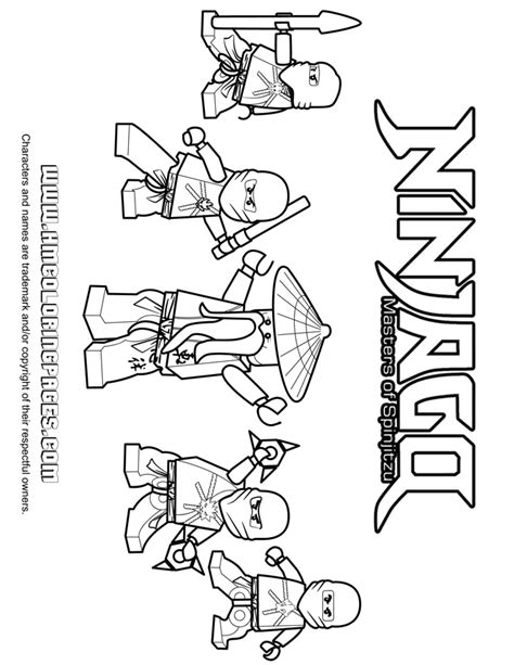 Ninjago Green Coloring Pages Description From Ninjago Coloring Pages Green Ninja by Ninjago Green Coloring Pages