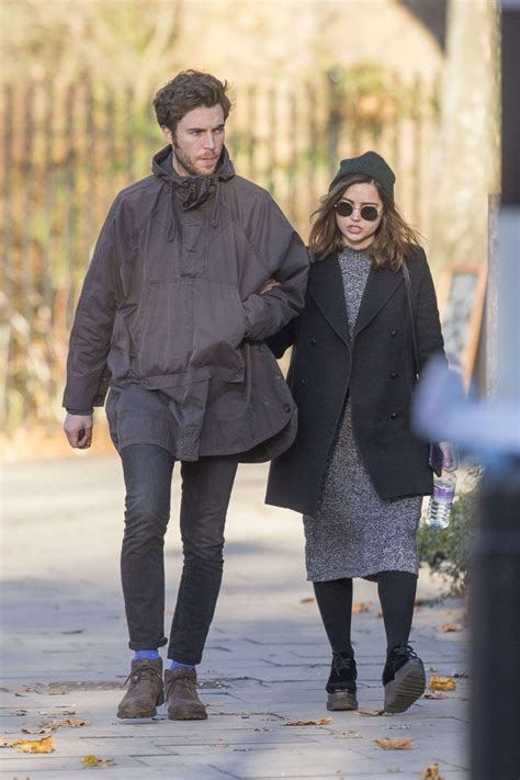 youtube tom hughes jenna louise coleman and tom hughes out in london 01