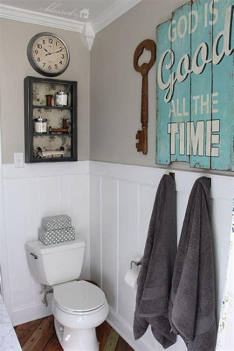 hometalk kids bathroom makeover hometalk farmhouse bath decor denise on a whim s