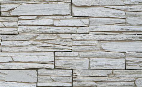 Home Design Box Type Manufactured Stone Shale White Magicrete