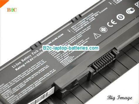 Baterai Laptop Replacement Asus A32 N56 N46 N46v N56v brand new replace battery a31 n56 a32 n56 for asus n46 n46v n56 n56d n76 n76v series laptop li