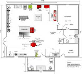 Garage Workshop Plans Designs Woodshop Design Layout A Recent Kitchen Renovation Project