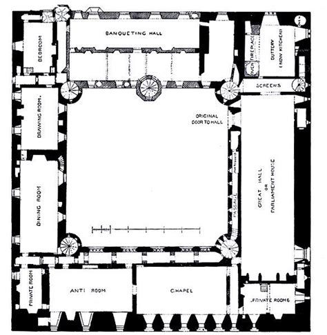 hever castle floor plan 17 best images about castle floorplans on pinterest