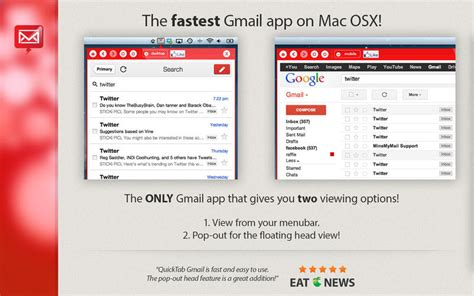 app for gmail pro email menu tab best apps and