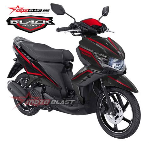 Kunci Motor Mio Gt Modifikasi Motor Mio Gt 125 Automotivegarage Org