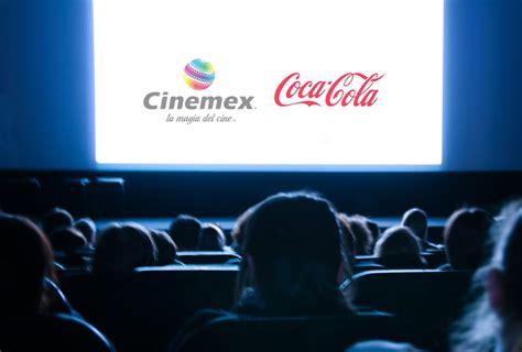 firma coca cola cinemex firma un acuerdo con coca cola y le dice adi 243 s a pepsi