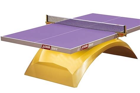 dhs big rainbow table tennis table with ittf certificates