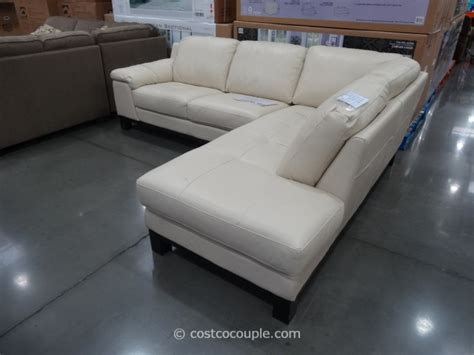 Sectionals Costco by Htl Manhattan Leather Sectional Costco For The Home