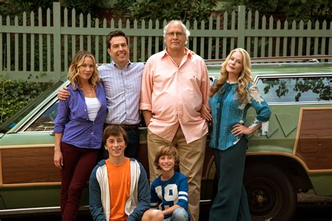 film comedy vacation reboot sequel to vacation classic not worth the trip