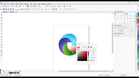 3d logo design in coreldraw tutorial corel draw 3d logo design tutorials coreldraw x7 azmat shaikh