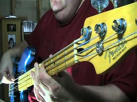Comfortably Numb Bass Cover by Pink Floyd Comfortably Numb Bass Cover