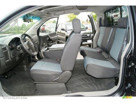 2004 Nissan Titan Interior by 2004 Nissan Titan Se King Cab 4x4 Interior Photos